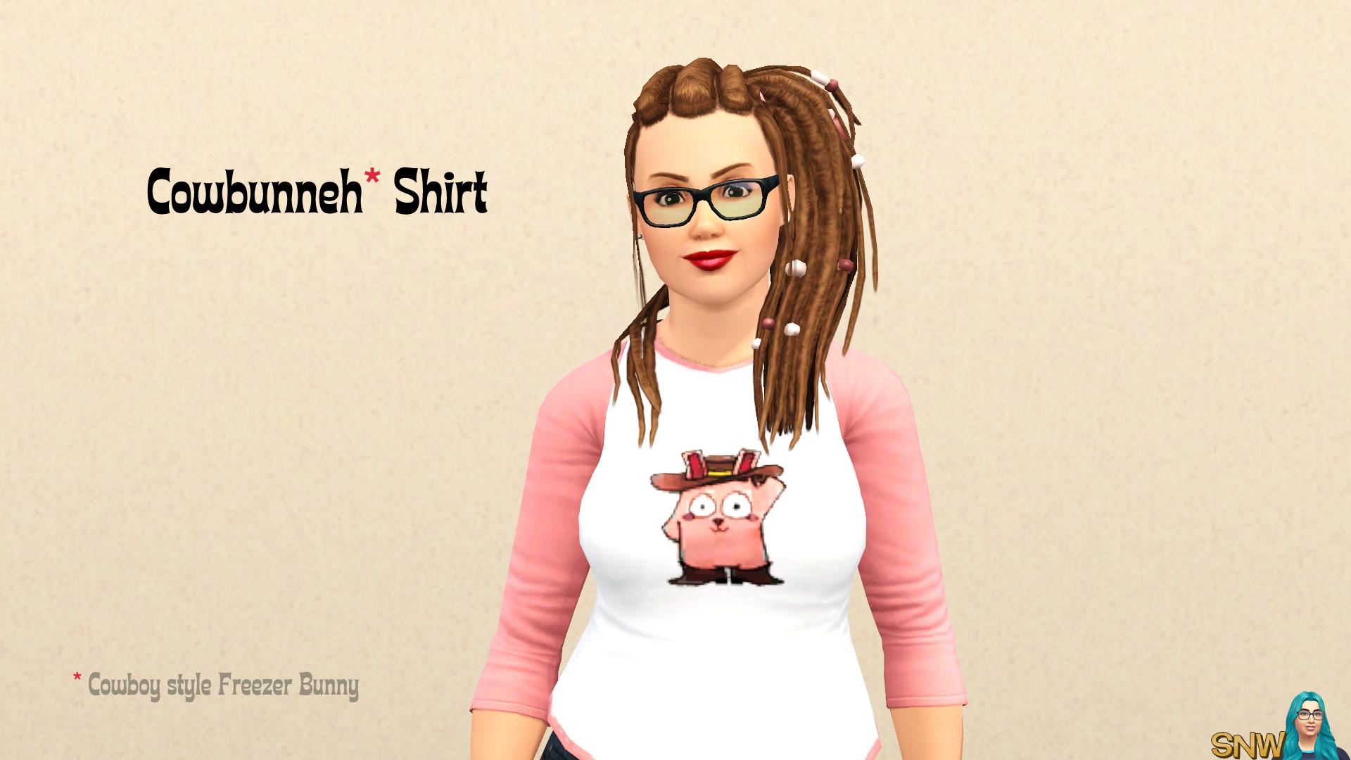 Cowbunneh Shirt