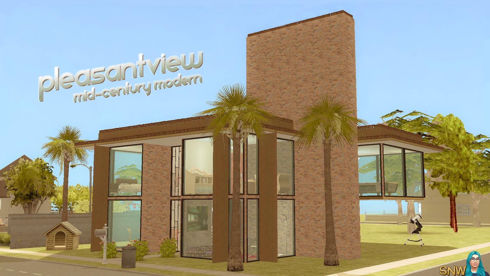 Mid-Century Modern Pleasantview
