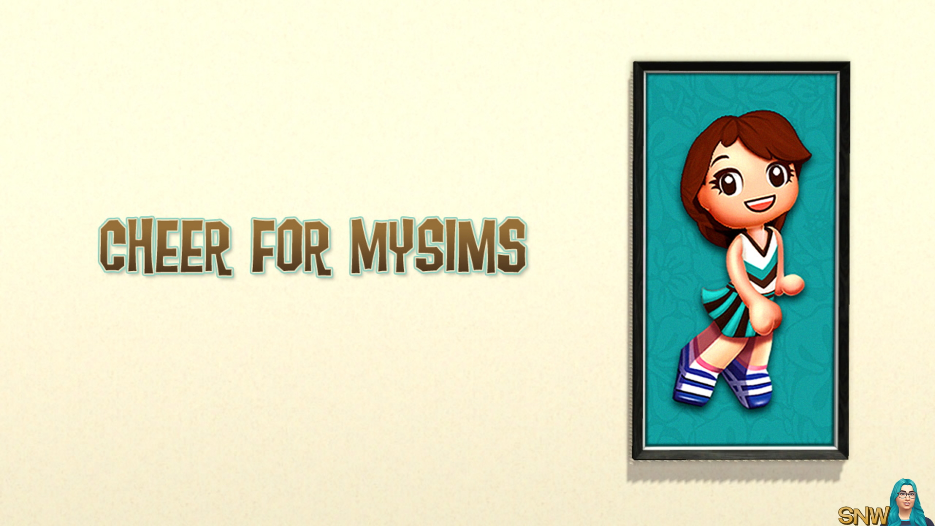 Cheer for MySims!