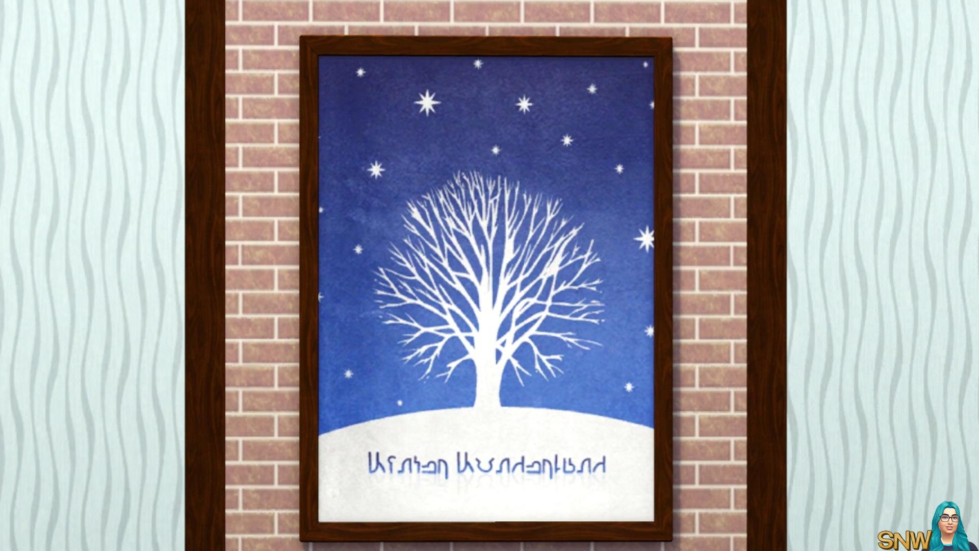 Winter Wonderland (Simlish)