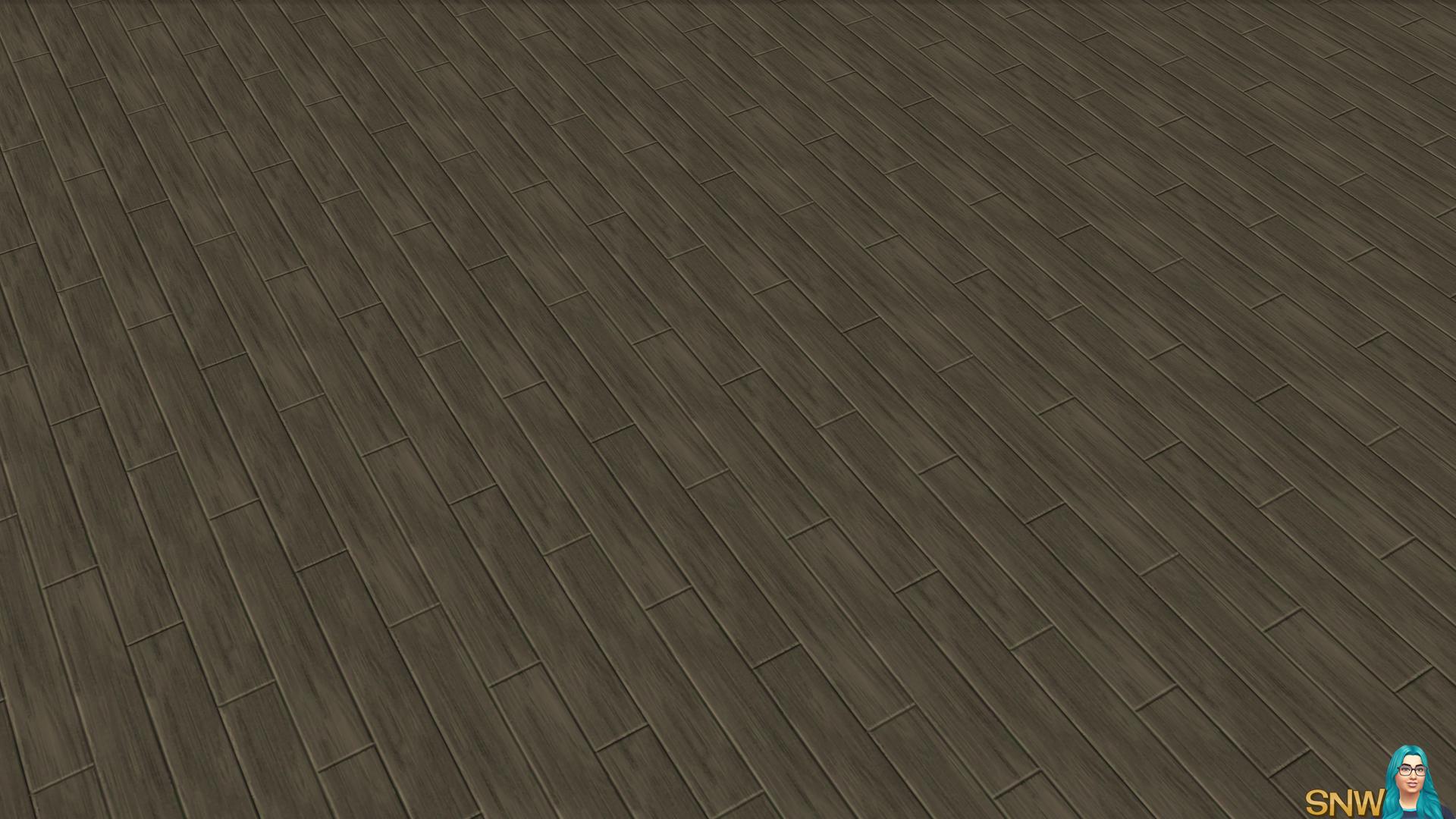Houten Planken Vloer
