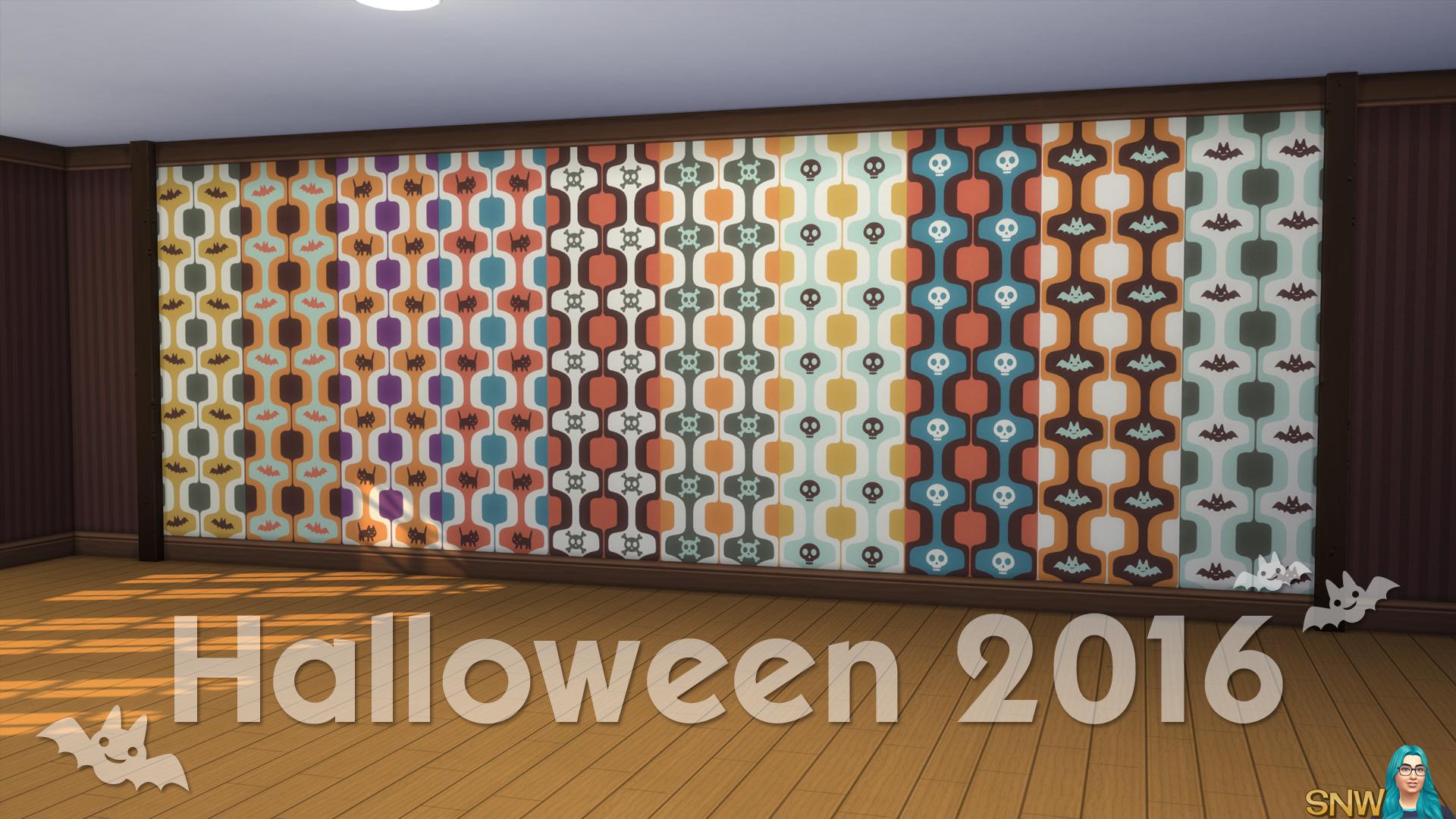 Halloween 2016 Muren #1