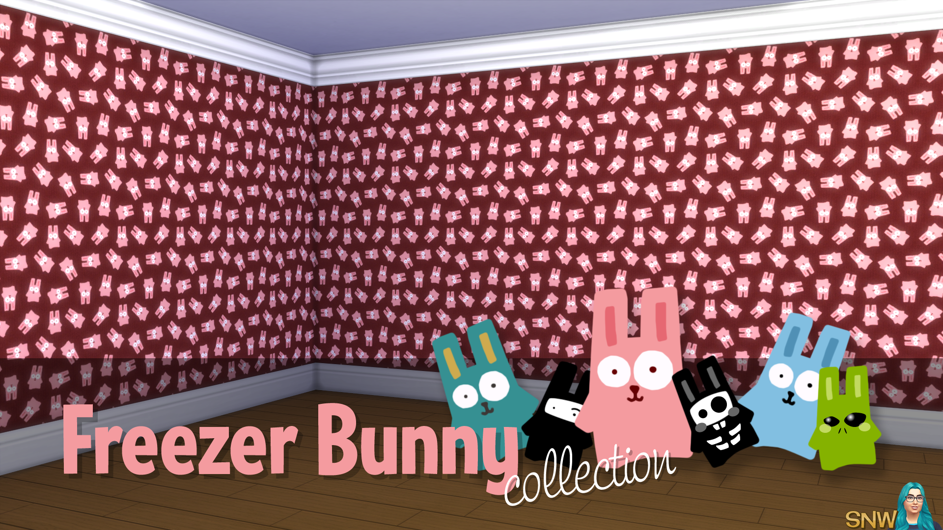 Freezer Bunny Collection: Small Bunnies Wallpapers