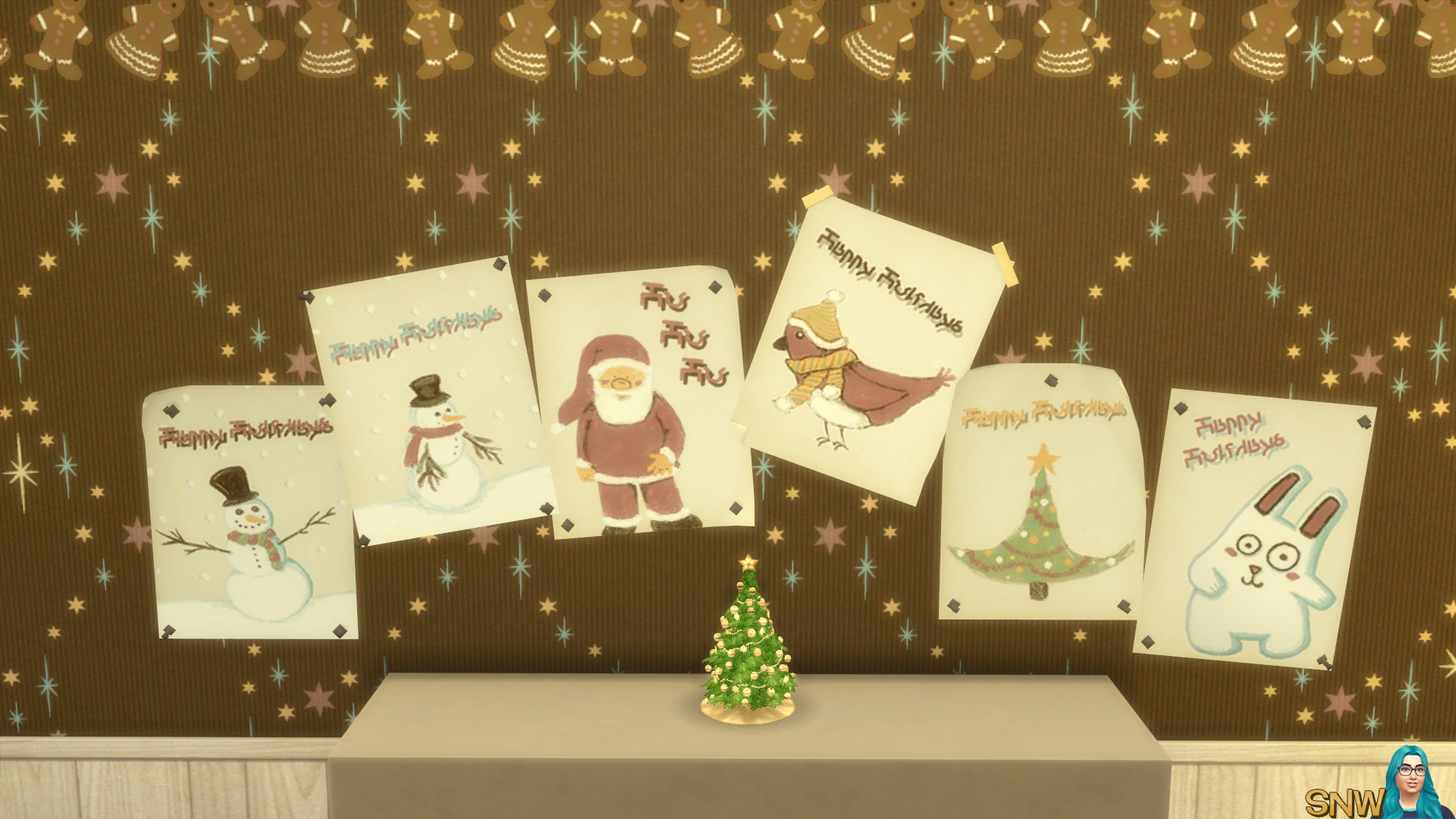 Christmas 2015 Poster Set