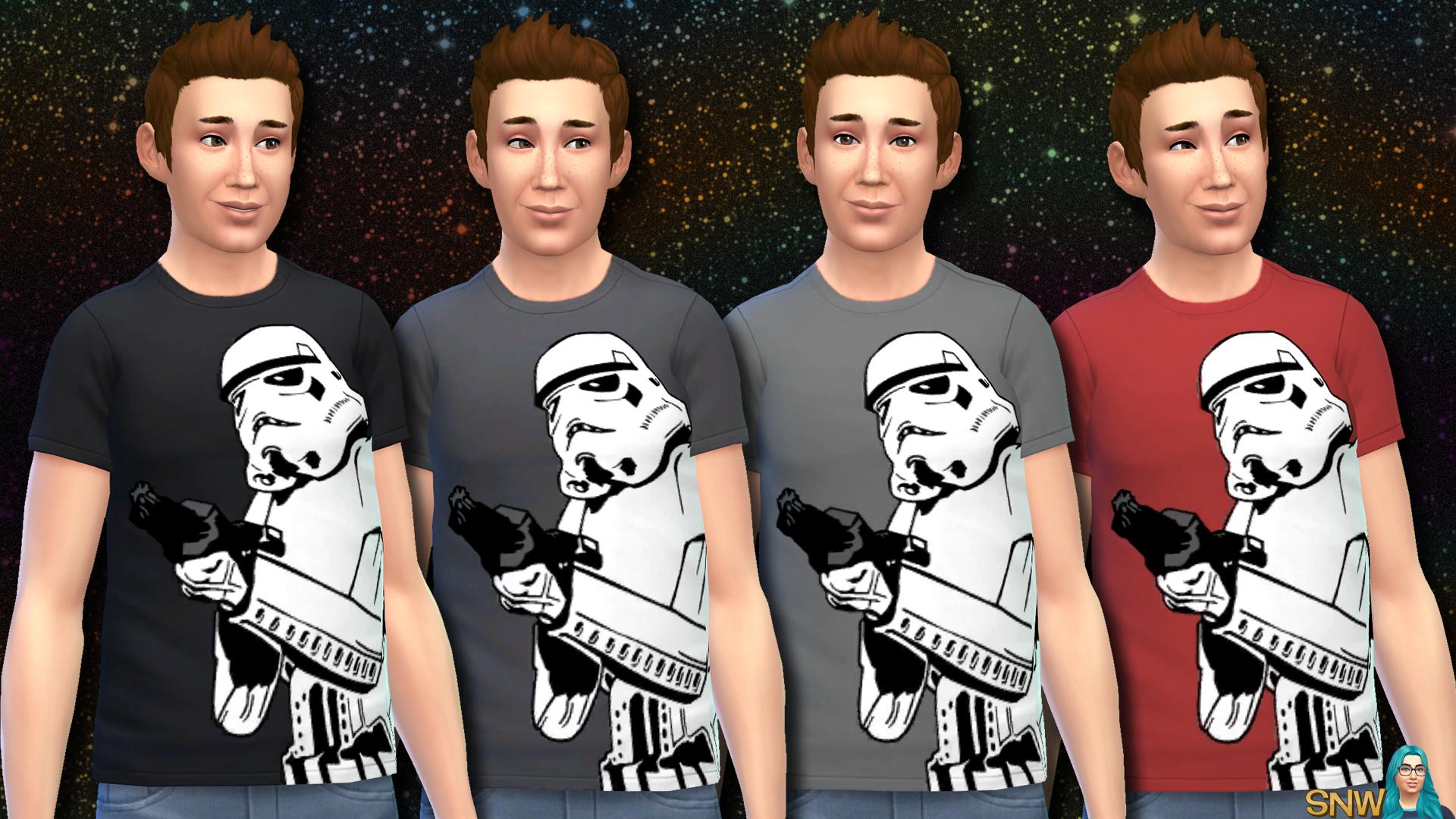 Star Wars Stormtrooper Shirts for Men