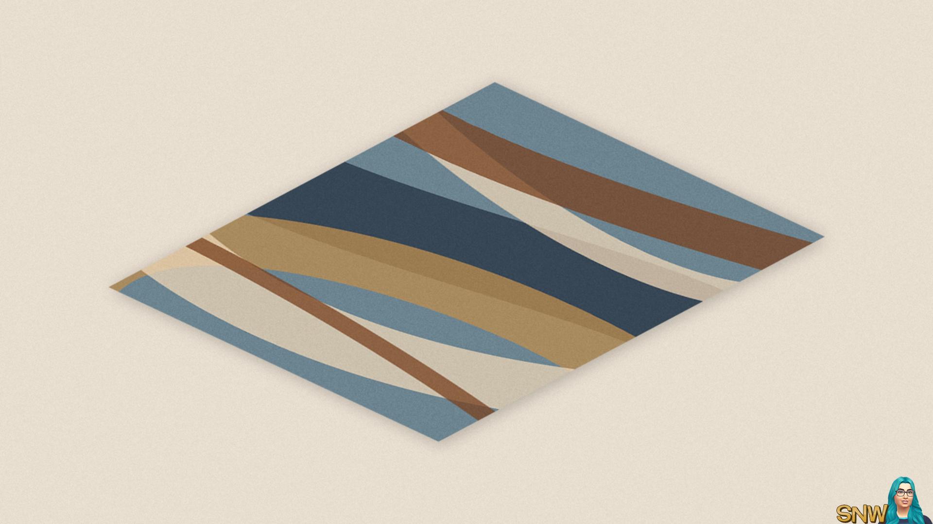 Abstract Rug #1