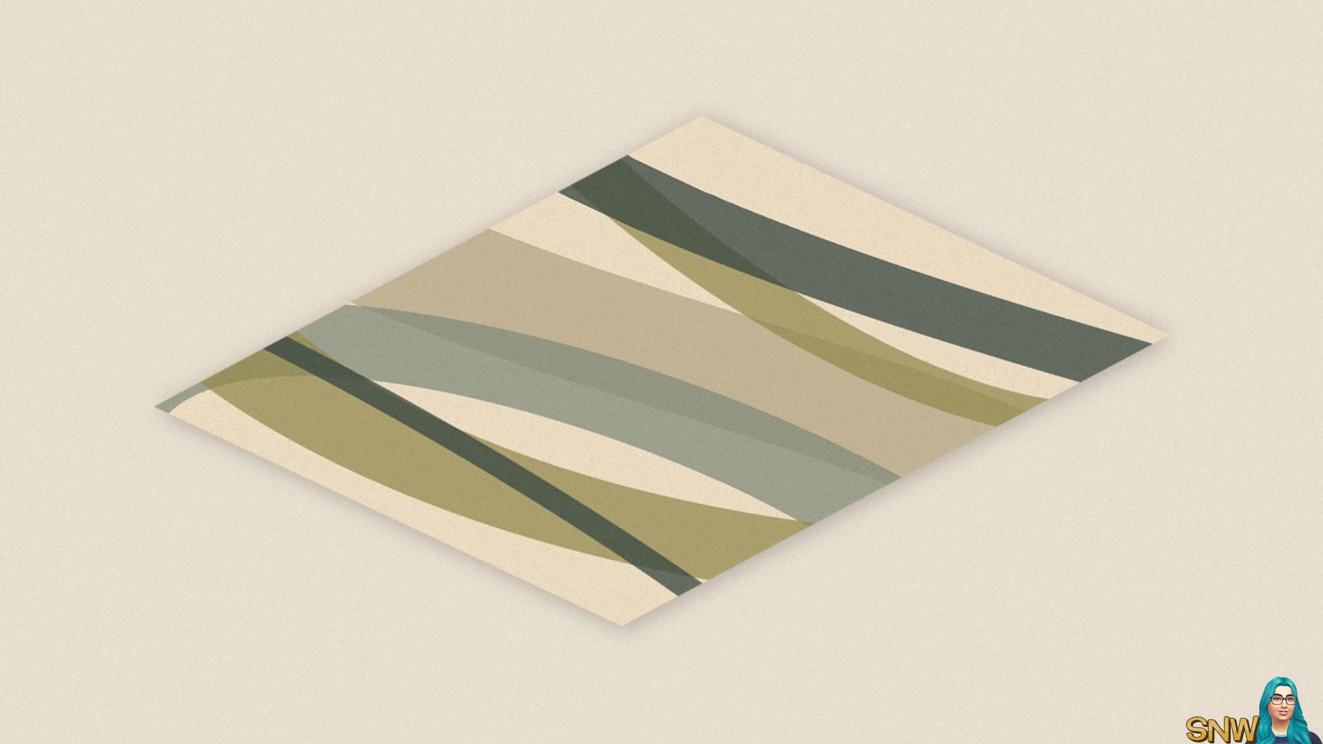 Abstract Rug #2