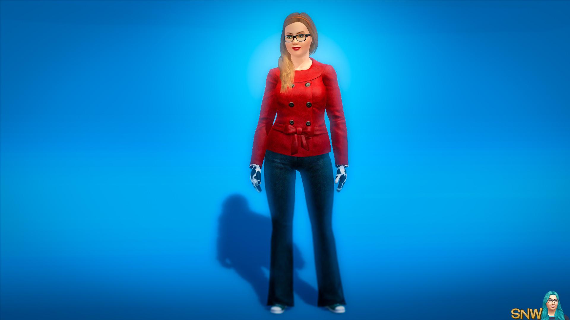 Rosie Sim - Uni #2