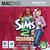 The Sims 2: Seasons for Mac box art packshot jewel case