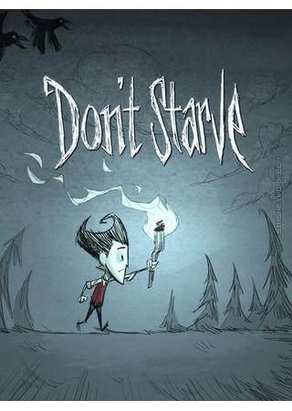 Don't Starve box art packshot