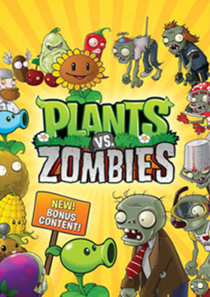 Plants vs. Zombies box art packshot