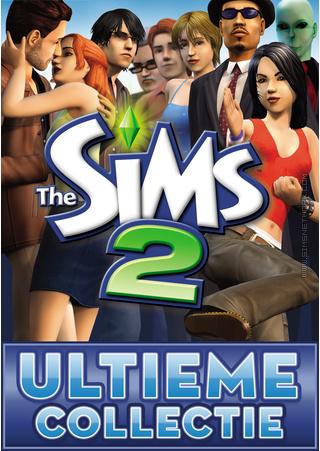 De Sims 2: Ultieme Collectie packshot box art