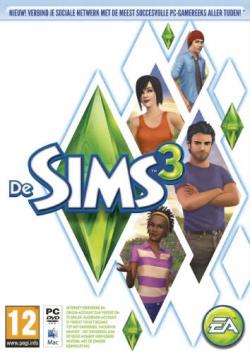 De Sims 3: Refresh box art packshot