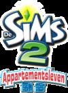 De Sims 2: Appartementsleven logo