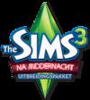 De Sims 3: Na Middernacht logo