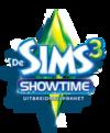 De Sims 3: Showtime logo