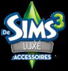 De Sims 3: Luxe Accessoires logo