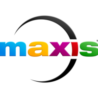 Maxis logo