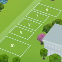 The Sims 4: Newcrest world neighbourhood 2