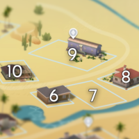 The Sims 4: Oasis Springs world neighbourhood #2