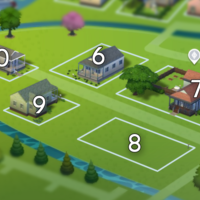 The Sims 4: Willow Creek world neighbourhood #2