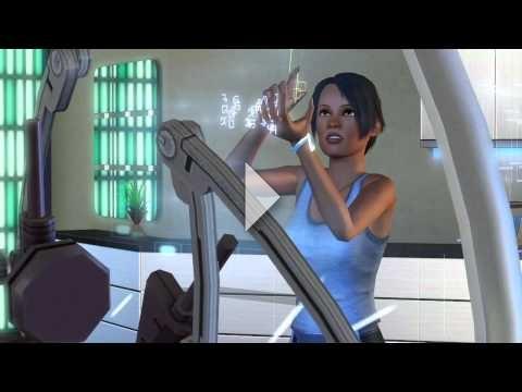 De Sims 3 Vooruit in de Tijd - Aankondigings Trailer
