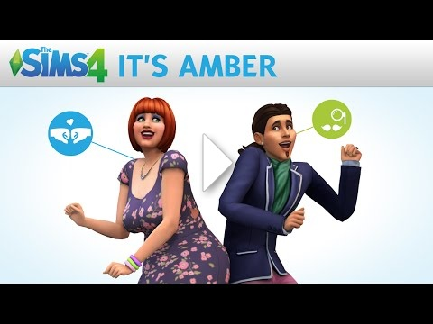 The Sims 4: It's Amber - Weirder Stories Official Trailer