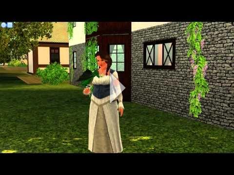 "The Sims 3 Dragon Valley: Green Dragon ""Summon Treasure"""