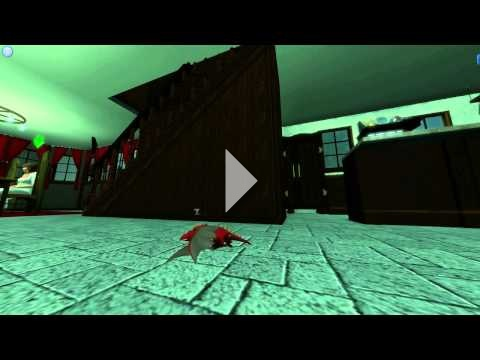 The Sims 3 Dragon Valley - Red Dragon #3