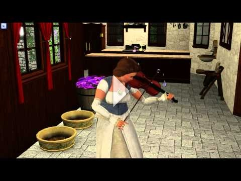 Fit as a Fiddle Violin #3
