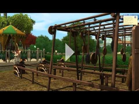 The Sims 3: The Duke of Bows Renaissance Faire - Archery #5