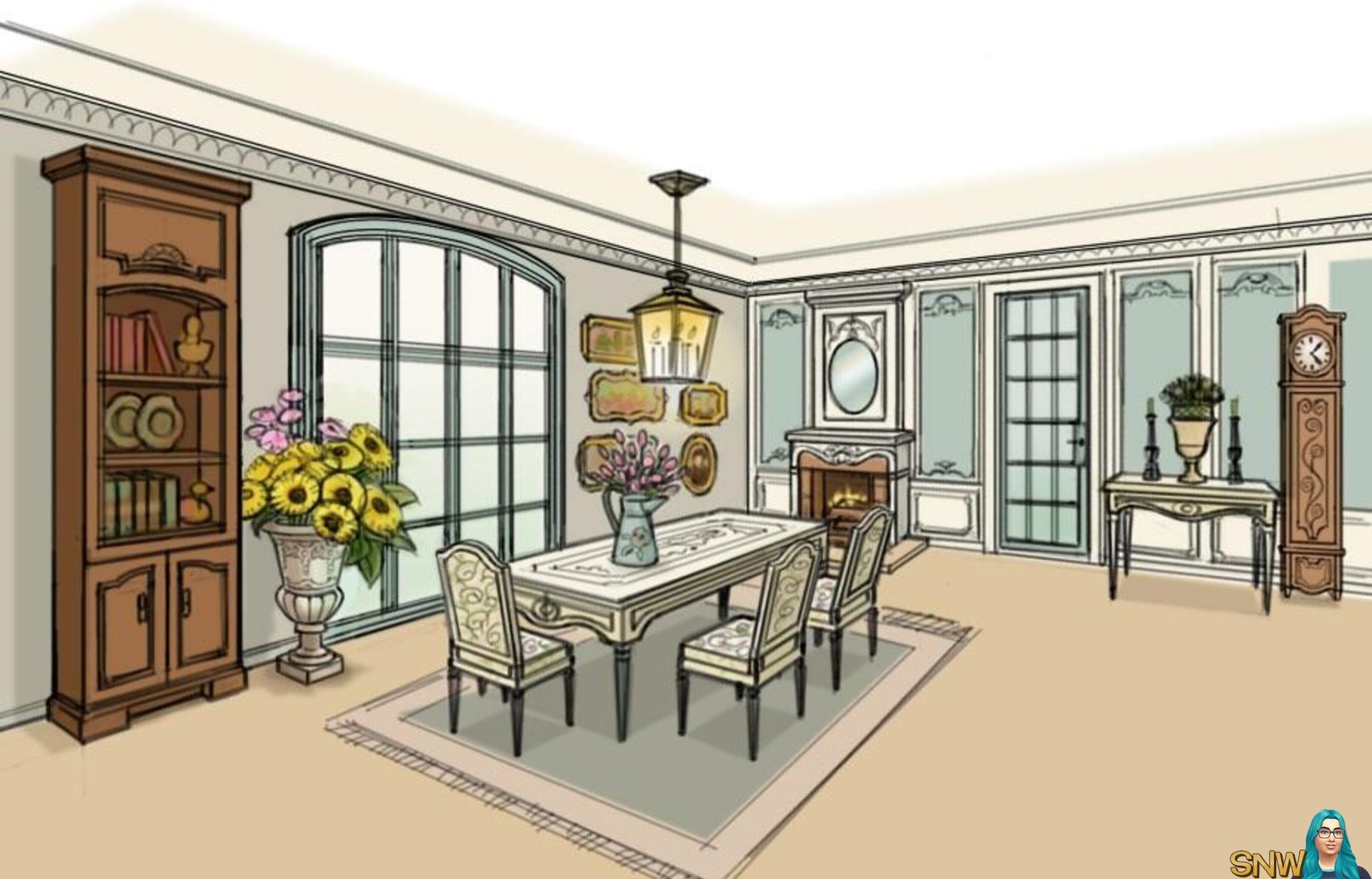 de sims 3 wereldavonturen nieuws snw. Black Bedroom Furniture Sets. Home Design Ideas