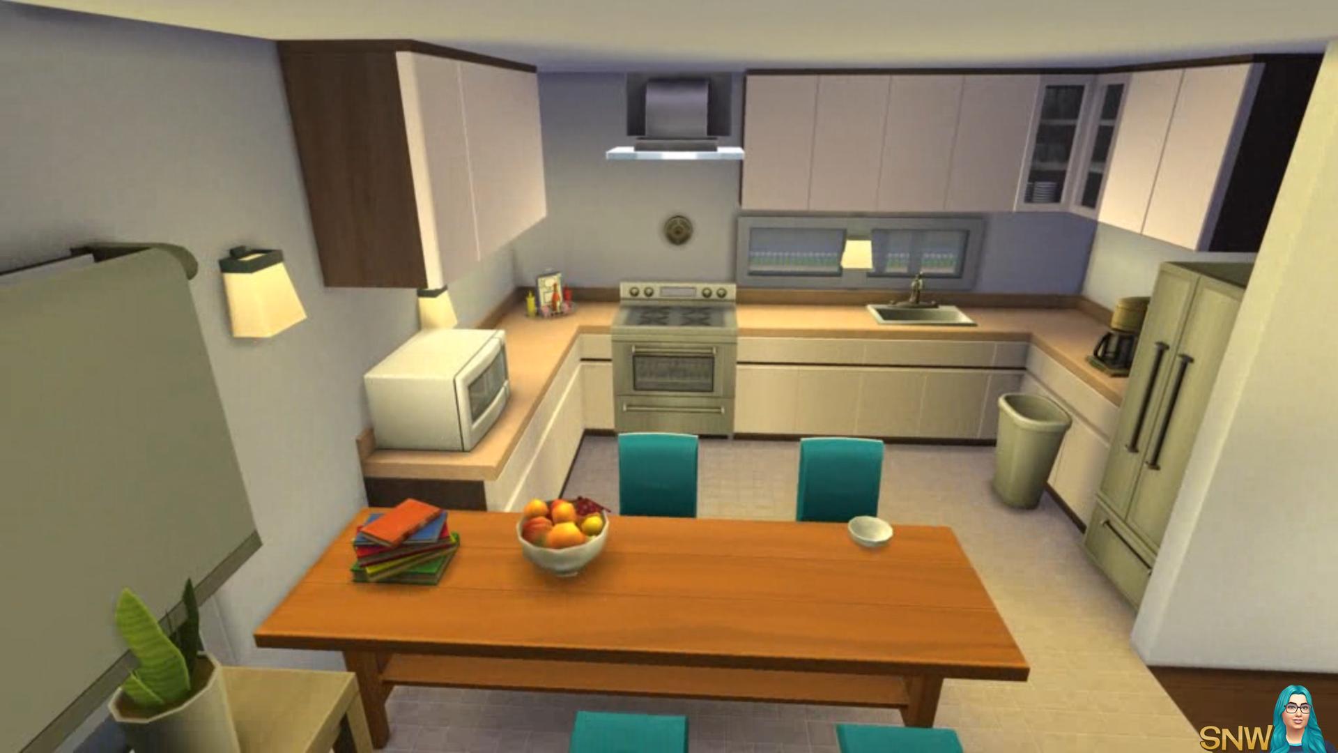 Mijn real life huis in de sims 4 snw for Huis maken minecraft