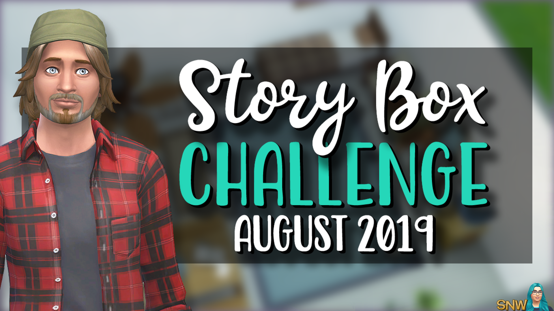 SNW Story Box 0819 August 2019 Challenge