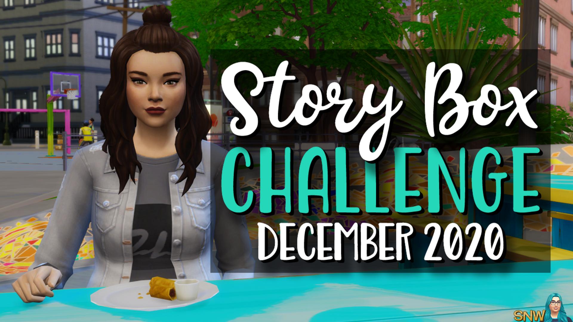 Story Box - December 2020