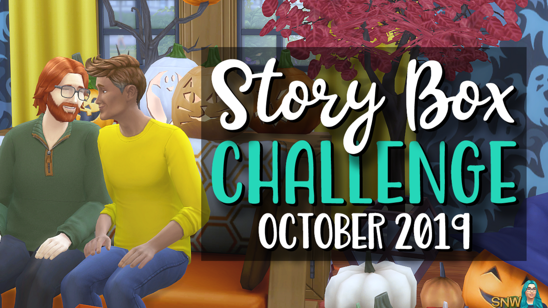 SNW Story Box 1019 October 2019 Challenge