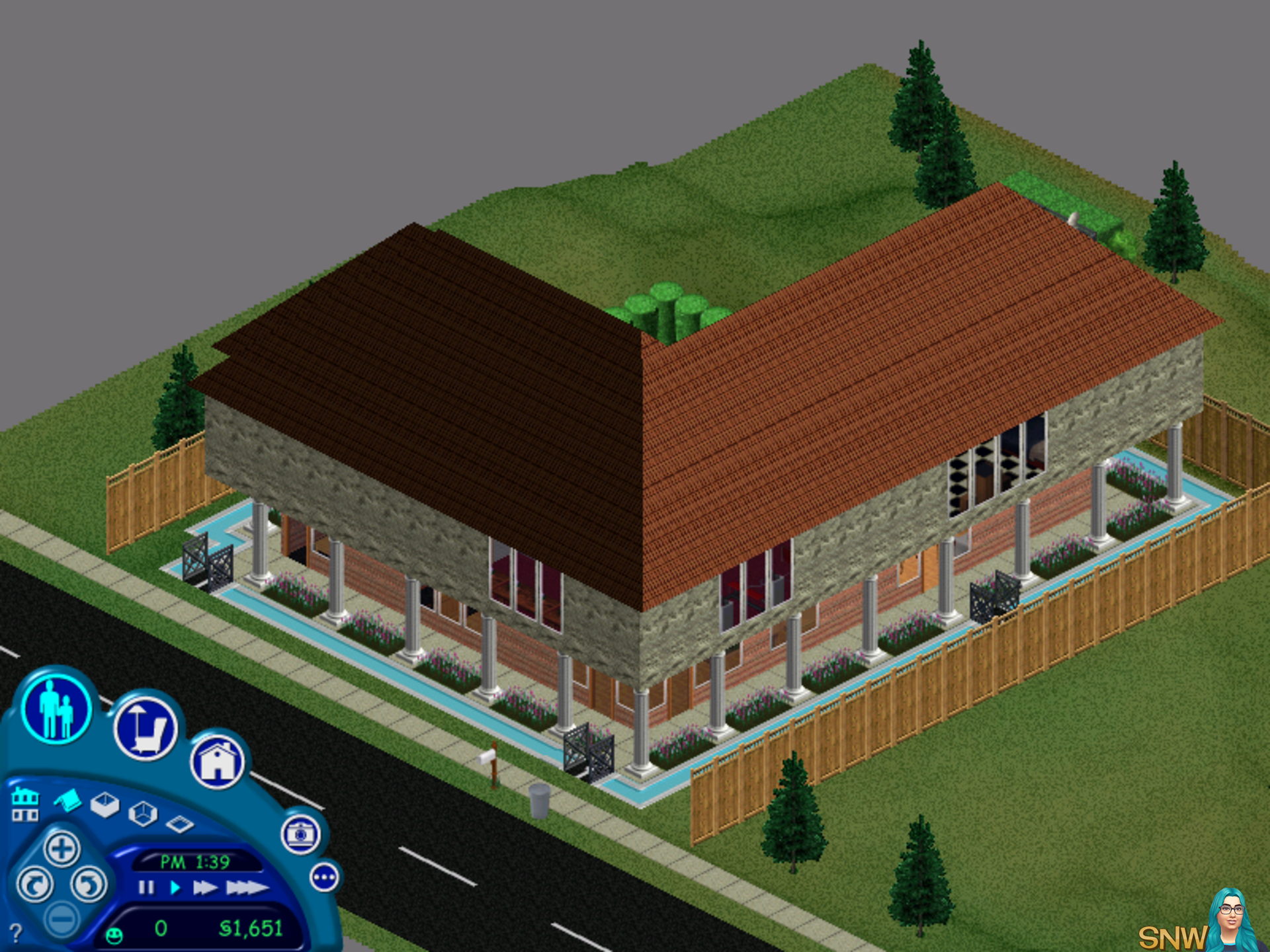 4 Sim Lane (Maximus house)